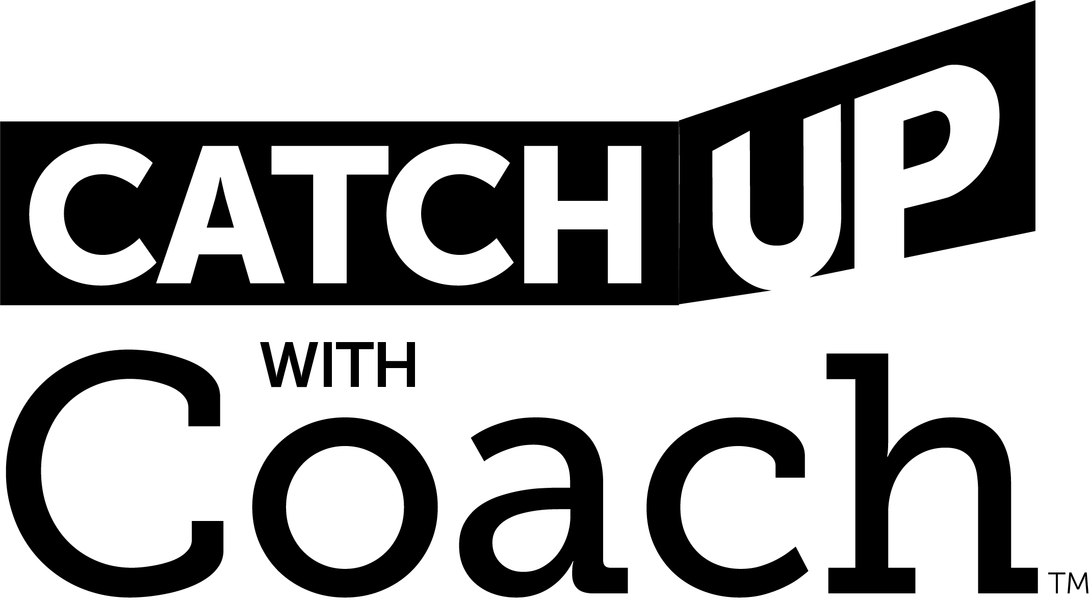 Catch Up with Coach logo