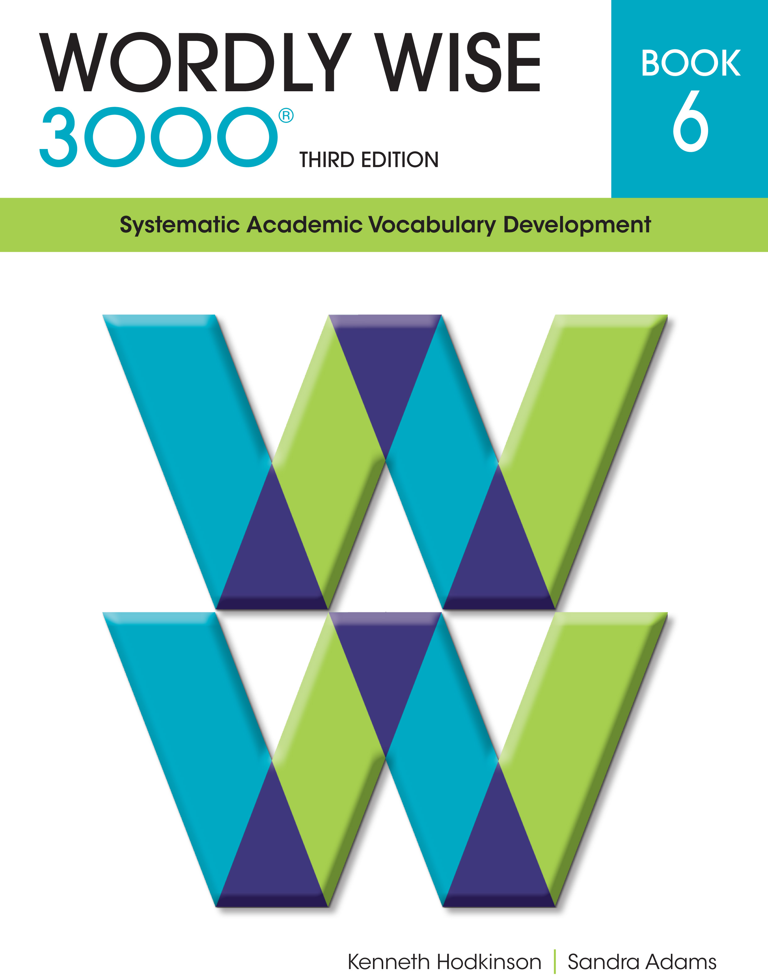 Wordly Wise 3000® 3rd Edition Student Book 6 | School Specialty | EPS