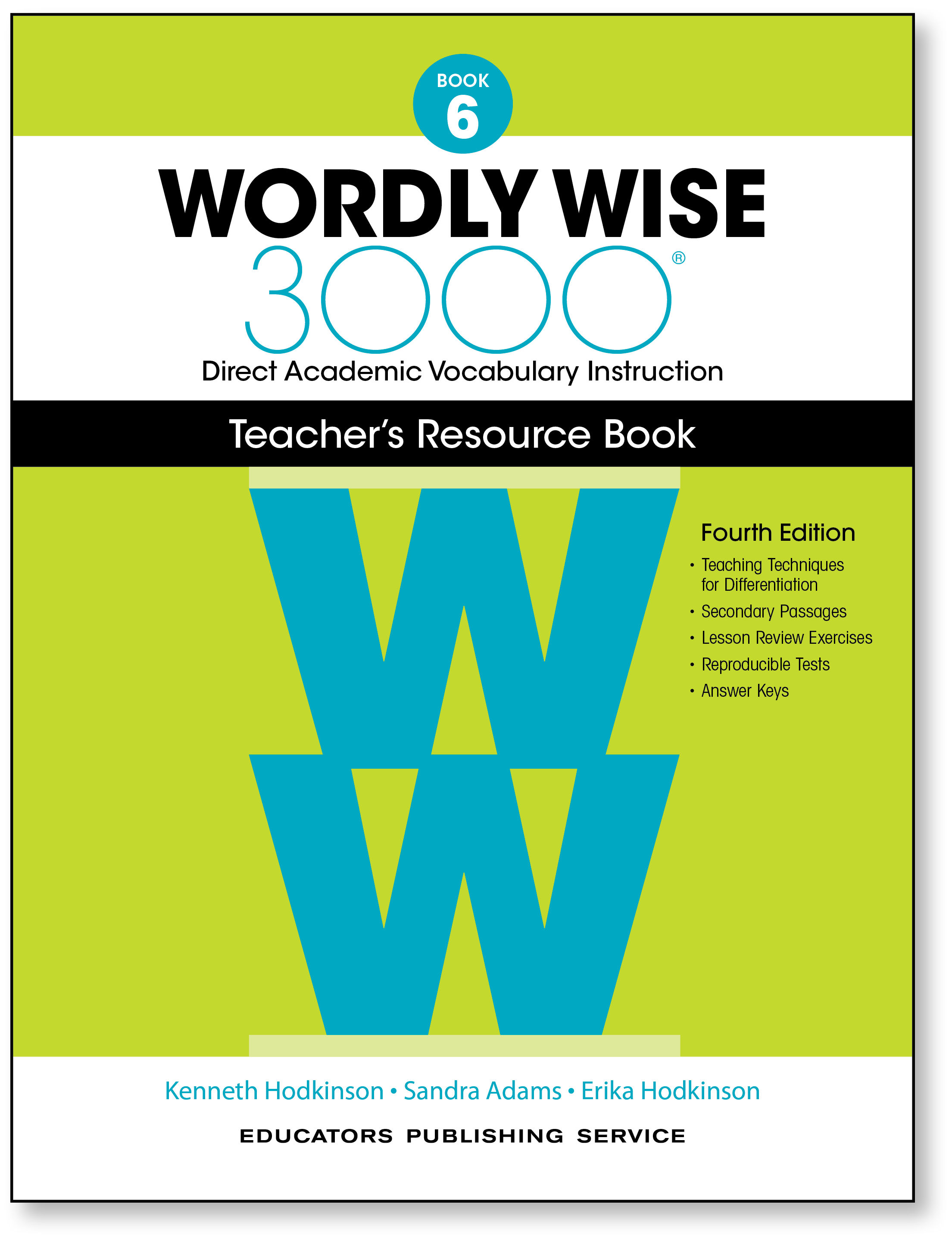 wordly wise book 6 pdf