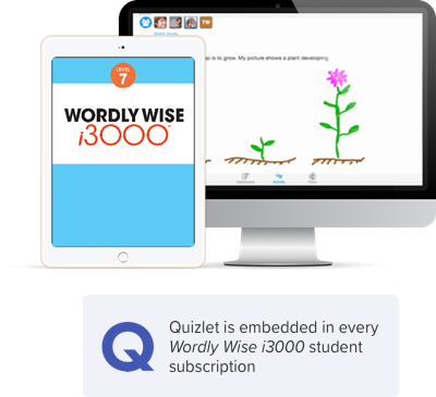 About the Program | Wordly Wise i3000 | School Specialty | EPS