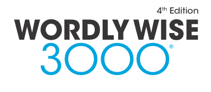 Worldy Wise 3000 4th Edition Logo