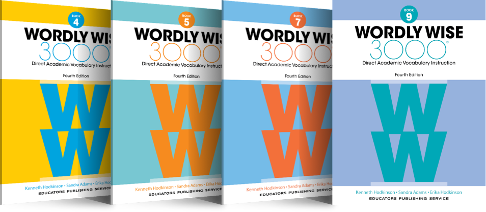 Wordly Wise 3000 4th Edition & Wordly Wise i3000   EPS