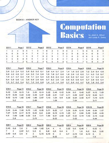 spectrum math grade 5 answer key