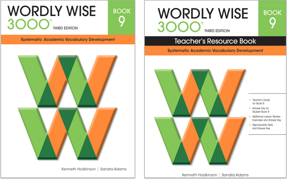 wordly wise book 9 lesson 3 pdf