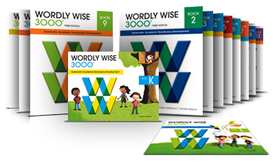 About the program wordly wise 3000 3rd edition school specialty wordly wise 3000 provides direct academic vocabulary instruction that develops the critical link between vocabulary and reading comprehension fandeluxe Gallery