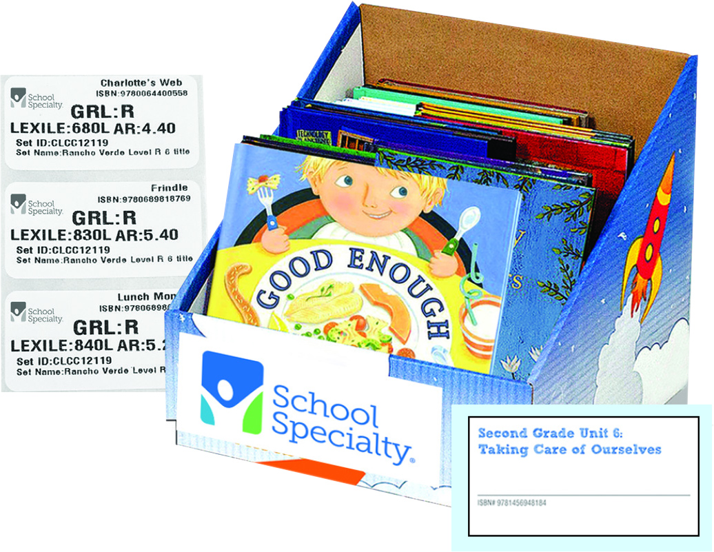 About the Program   Classroom Libraries   School Specialty   EPS