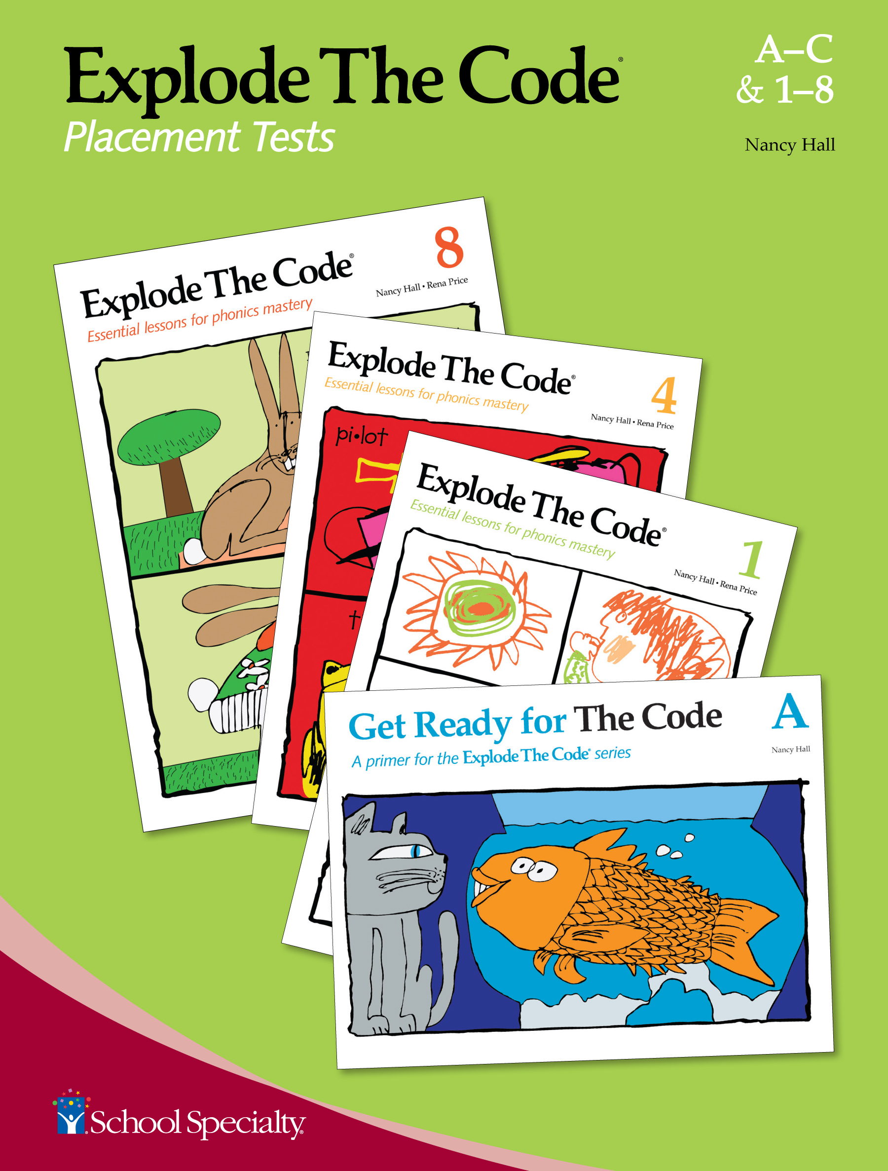 About The Program | Explode The Code® | School Specialty | EPS