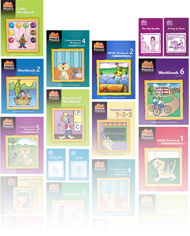 About The Program | Primary Phonics® | School Specialty | EPS
